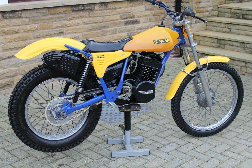 SWM 1982 TL320 CLASSIC TWINSHOCK TRIALS BIKE NOT BULTACO MONTESA FANTIC |  in Morecambe, Lancashire | Gumtree