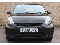 Daihatsu Sirion 1.0S 5door. 66000 miles 12months Mot. £30 year tax