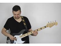 Brighton Bass lessons