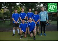 KENNINGTON 5 A-SIDE FOOTBALL LEAGUE TUESDAY & WEDNESDAY - BEST PRICES IN LONDON