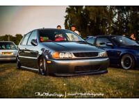 Vw polo 6n modified custom air ride WILL PART EXCHANGE