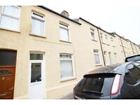 3 bed terraced house in the centre of town (Barry,Guarantor required)