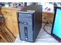 HP ProDesk 400 G1 intel 4th gen Core i5-4570 3.2GHz Quad Core 6GB RAM 500GB Windows 10