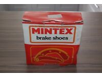 MINTEX Brake Shoes for Astra 1.6
