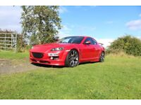 Mazda RX8 231+BHP FSH Freshly Rebuilt Rotary Revs Engine Many Mods Low Tax
