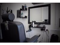 Barber chair for rent Barber Job Vacancy