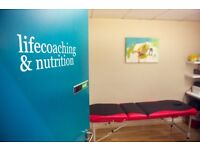 Treatment rooms - Massage Therapy - Chiropractor - Osteopath - Acupuncture - Life coaching...