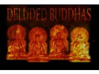 Red Skull Promotions launch night with Deluded Buddhas + Guests