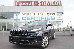 2016 Jeep Cherokee TOUT EQUIPE+GROUPE REMORQUAGE+CUIR