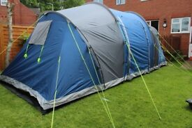 KYHAM SEATTLE 8 MAN TENT WITH EXTRAS