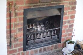 Jetmaster Universal 600. wood logs / coal / multifuel open fire stove woodburner