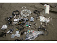 Assorted Job Lot of Electrical Items,