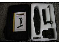 Glide Gear (Glide Cam) w/ Weights & Bag