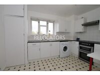 LARGE THREE BEDROOM (NO LOUNGE BUT BIG KITCHEN) JUST BEEN REDECORATED