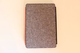 """7""""-8"""" Grey Eazy Stand Universal Tablet Case"""