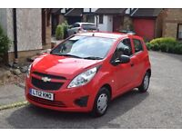 Chevrolet Spark Plus For Sale, Air Con, CD player, USB and AUX with Power Steering