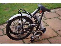 Folding Citi-Bike