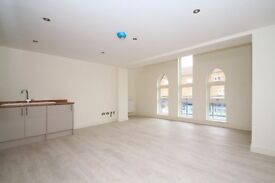 A superb, newly built, 2 double bedroom third floor flat
