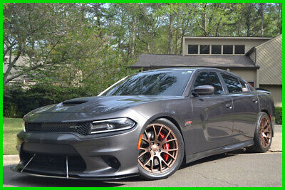 2016 Dodge Charger SRT 392 PROCHARGED 600+HP BUILT SHOW-CAR OVER 30K INVESTED! ONLY 15K MILES - CLICK ITEM DESCRIPTION FOR 130 PICS + DETAILS IMMACULATE SHAPE!