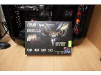 Nvidia GTX 960 4GB - ASUS OC Strix Edition