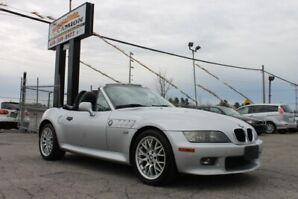 2002 BMW Série Z3 CABRIOLET*MANUELLE*CUIR
