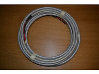 Chord Company Carnival Silver Screen Speaker Cable In Perfect Condition.