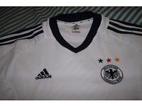 GermanFootball Shirt by Adidas.