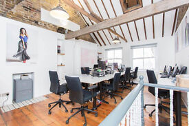 Office near Farringdon station EC1V, Clerkenwell for up to 12 people