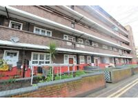 DSS WELCOME WITH A GUARANTOR - NEWLY REFURBISHED - 2 BED FLAT - GROUND FLOOR - ELEPHANT AND CASTLE