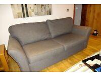 Grey Fabric Sofas