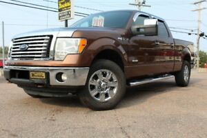 2012 Ford F-150 XTR CREW CAB ECOBOOST