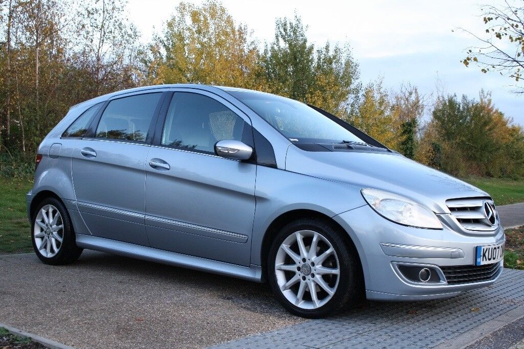 2007 MERCEDES-BENZ B CLASS 5dr AUTOMATIC, DIESEL, EXCELLENT CONDITION, PX WELCOME, WARRANTY