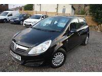 60 PLATE nearly 2011 Vauxhall Corsa 1.3 CDTI DIESEL **ECOFLEX** £30 TAX, 60MPG, CHEAP INSURANCE,
