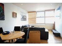 BEAUTIFUL 2 BED FLAT IN CAMDEN RIGHT BY THE CANAL