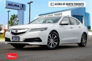 2015 Acura TLX 2.4L P-AWS Accident Free| Back-Up| Bluetooth