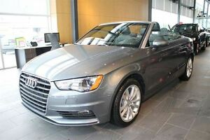 2016 Audi A3 CABRIO ONLY 5 KMS