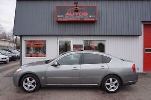 2007 Infiniti M35 LUXURY CUIR TOIT MAGS OUVRANT 219 000 Km
