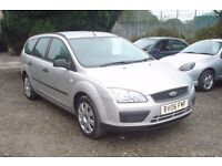 Ford Focus lx Estate 2006-06-plate, 1600cc petrol, 71,000 miles ,M.O.T, march 2017,
