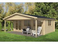super log cabin