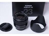 Fuji Fujinon XF23mmF1.4R