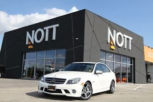 2010 Mercedes-Benz C-Class C63 AMG, 457HP V8, Moonroof, Heated L