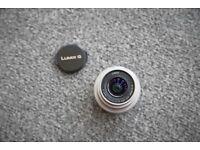 Panasonic Lumix G Vario 12-32mm F/3.5-5.6 Aspherical OIS Lens Micro Four Thirds