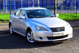 2009 LEXUS IS 220D SE 2.2 DIESEL*2 KEYS*KEYLESS*3 MONTHS WARRANTY*HIGH SPEC*IS 220 D**IS220D*IS220 D