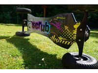 Mountain board, kiteboard, landboard