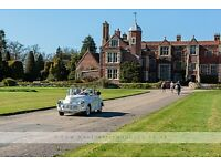 NOW BOOKING 2022 - CLASSIC CARS AVAILABLE FOR WEDDING HIRE IN SUFFOLK
