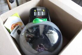 Boxed Black/Grey Tefal Actifry Original 1kg. As new. - used once