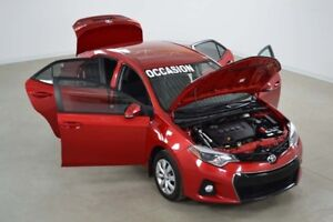 2014 Toyota Corolla S Fogs*Bluetooth*Sieges Chauffants*Camera Re