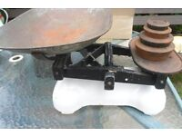 Large Kitchen Scales & Weights