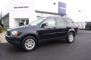 2008 Volvo XC90 3.2 ASR 7 PASSAGERS- CUIR-TOIT OUVRANT- DSTC- CA