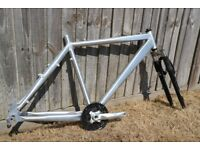 Aluminium Mountain Bike Frame
